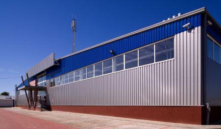 Commercial hall - łódzkie - MEDAX