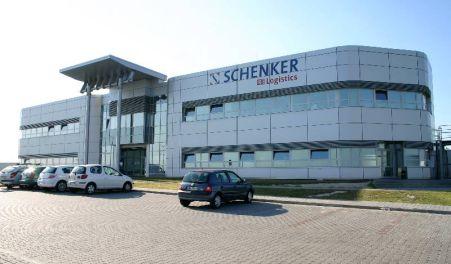 Hala logistyczna - śląskie - SCHENKER Sp. zo.o.