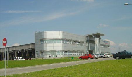 logistic hall, śląskie, SCHENKER Sp. zo.o.
