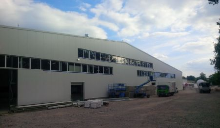 Warehouse - Łódź - Stone Master