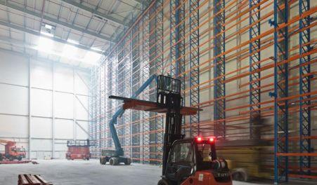 Warehouse - łódzkie - TME Sp. zo.o.