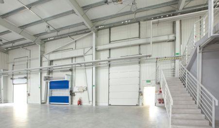 складское здание - малопольское - TRI POLAND