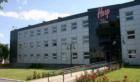 Hala magazynowa - śląskie - HOOP S.A.
