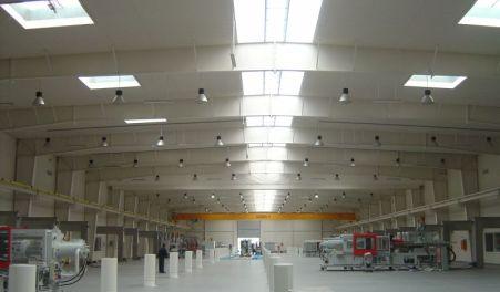 Production hall - kujawsko-pomorskie - SUPERFOS