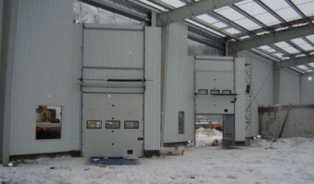Hala produkcyjna - łódzkie - EUROFOAM