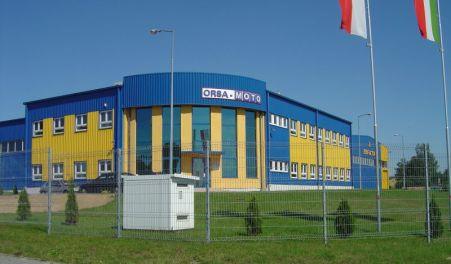 Hala produkcyjna - łódzkie - ORSA