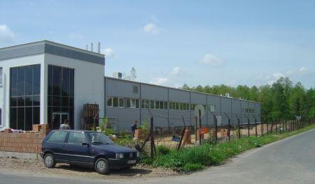 Hala produkcyjna - łódzkie - PRECYZMET