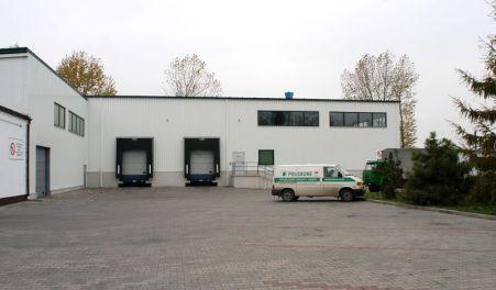 Hala produkcyjna - lubelskie - POL-SKONE Sp. zo.o.