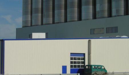 Hala produkcyjna - mazowieckie - VOS LOGISTICS