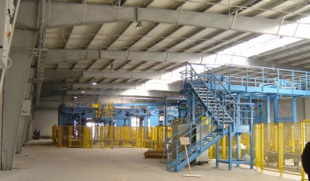 Production hall - mazowieckie - VOS LOGISTICS