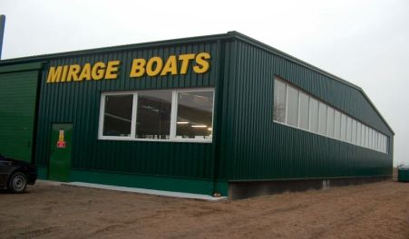 Read more: MIRAGE BOATS