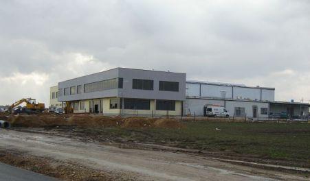 Hala produkcyjna - śląskie - BAHPOL Sp. j.