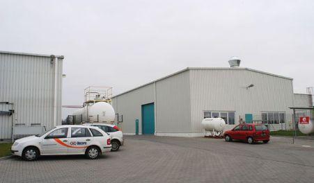 Hala produkcyjna - wielkopolskie - DUSAR INDUSTRIE