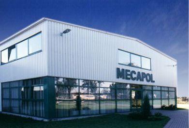 Hala produkcyjna - wielkopolskie - MECAPOL