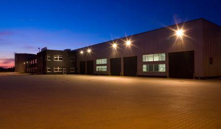 производственно-складское здание - Лодзкое - AQUILA Radomsko Sp. zo.o.