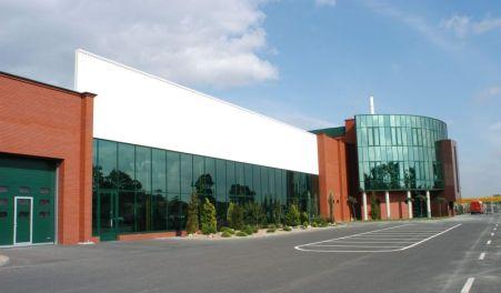 производственно-складское здание - Лодзкое - POLROS