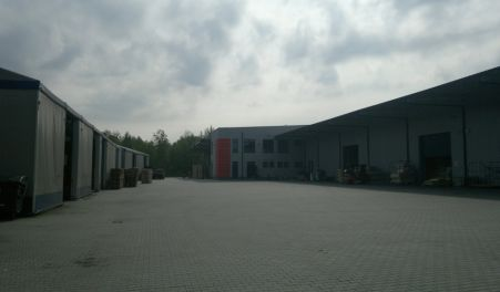 Production hall and warehouse - śląskie - Karen