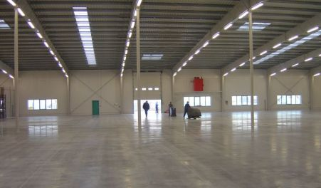 производственно-складское здание - Велькопольское - DUSAR INDUSTRIE