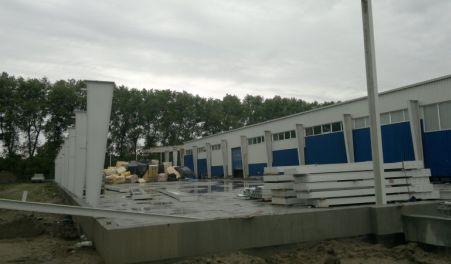Hala produkcyjno-magazynowa - wielkopolskie - PROMAG-MS Sp. z o.o.