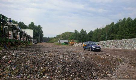 авод по переработке отходов -  Kunów k. Starachowic - EKOBUD