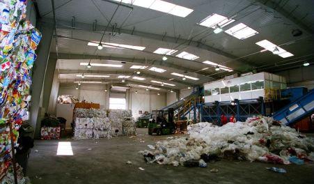 sortownia odpadów, wielkopolskie, ALTVATER