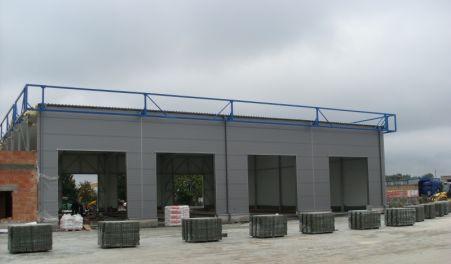 станция сервисного обслуживания автомобилей - Любуское - PHU ADAMEK