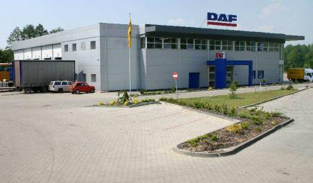 vehicle service and diagnostic station, śląskie, HZ Transport