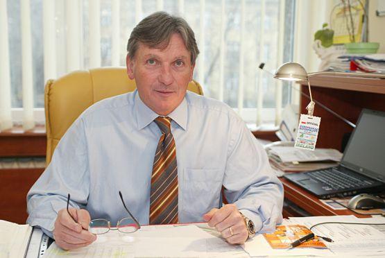 Krzysztof Bednarek, dyrektor Ocmer Sp. zo.o.
