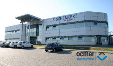 Czytaj więcej: SCHENKER Sp. z o.o.