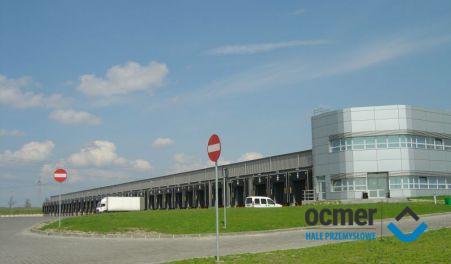 Logistic hall - śląskie - SCHENKER Sp. z o.o.