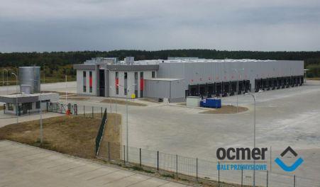 Hala logistyczna - warminsko-mazurskie - SCHENKER Sp. z o.o.