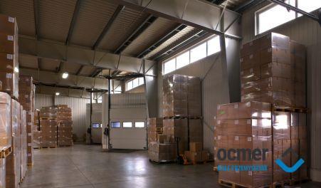 Warehouse - kujwasko-pomorskie - DGS Sp. z o.o.