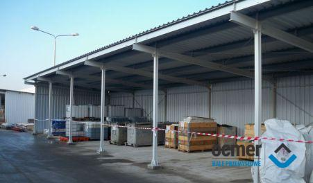 Warehouse - łódzkie - SAPA ALUMINIUM Sp. z o.o.