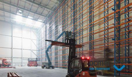 Warehouse - łódzkie - TME Sp. z o.o.