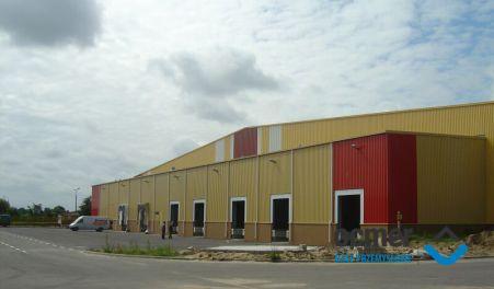 Warehouse - podlaskie - HOOP S.A.