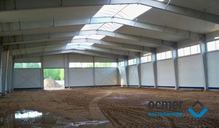 Production hall - Belarus - HAVER BY