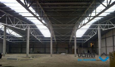 Production hall - dolnośląskie - THT