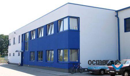 Production hall - dolnośląskie - WEMECO Sp. z o.o.