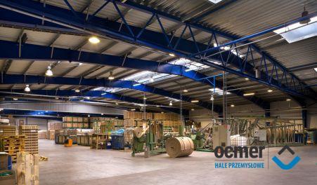 Production hall - kujawsko-pomorskie - COREX (ABZAC)