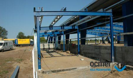 Hala produkcyjna - kujawsko-pomorskie - COREX (ABZAC)
