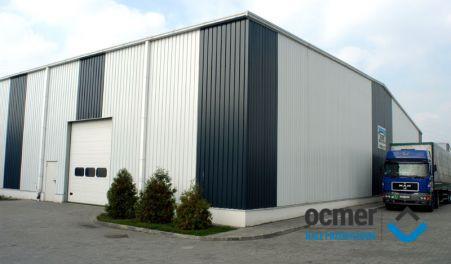 Production hall - kujawsko-pomorskie - DGS Sp. z o.o.