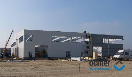 Production hall - kujawsko-pomorskie - KAMAL Sp. z o.o.