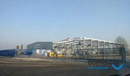 Hala produkcyjna-kujawsko-pomorskie - MBA-SYSTEM