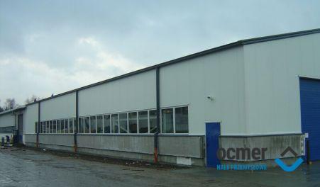 Production hall - kujawsko-pomorskie - PROMAP Sp. z o.o. (BULAJ)
