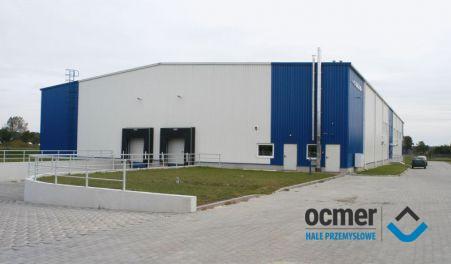 Hala produkcyjna - łódzkie - CORAM