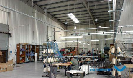 Production hall - łódzkie - CORAM