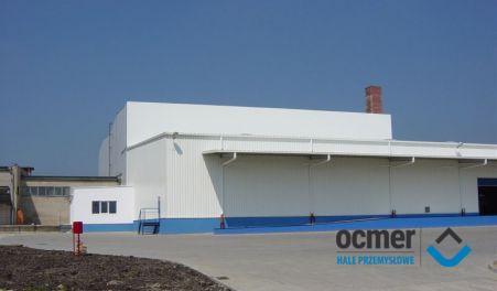 Production hall - łódzkie - EUROFOAM
