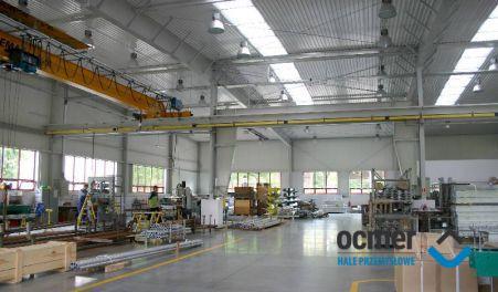 Production hall - łódzkie - INWESTOR