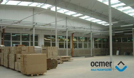 Production hall - łódzkie - MIKOMAX