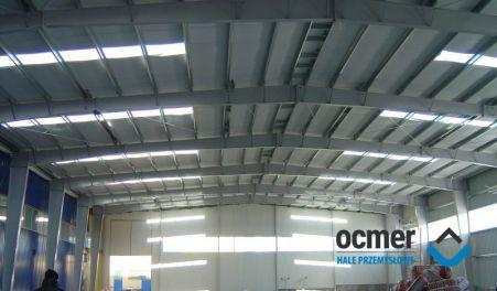 Production hall - łódzkie - ORSA